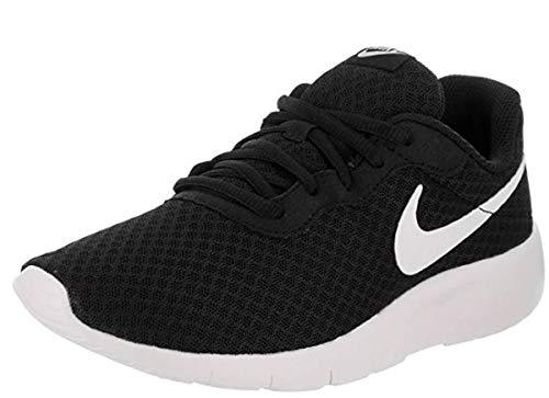 Nike Kids tanjun (GS) Laufschuh, Schwarz, 38 EU -