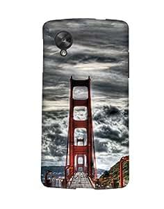 PickPattern Back Cover for LG Google Nexus 5