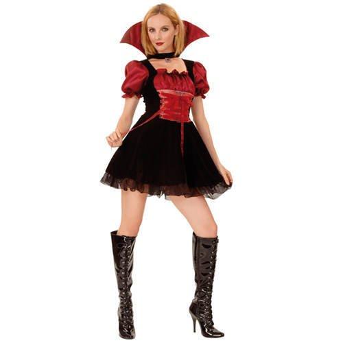 Damen-Kostüm Vampire Mistress, Gr. -