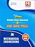 4400 MCQs: Mechanical Engineering - Practice Book for ESE, GATE & PSUs