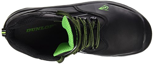 Dunlop Orion High - Schwarze Arbeitsschutzschuhe