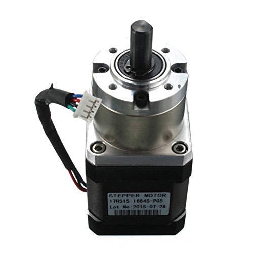 Honsin 4 Kabel 42 Motor Extruder Getriebe Schrittmotor Verhältnis 5: 1 Planetengetriebe Nema 17 Schrittmotoren