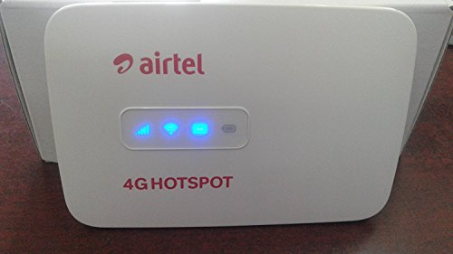 Huawei Airtel 4G wifi hotspot unlocked works with any 4G network