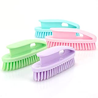 AsentechUK® 1pcs Multifunctional Laundry Brush Strong Clothes Cleaning Brush(Random color)