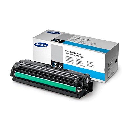 Samsung Clp-680nd Cyan Toner Cartridge Standard Yield (1,500 Yield)