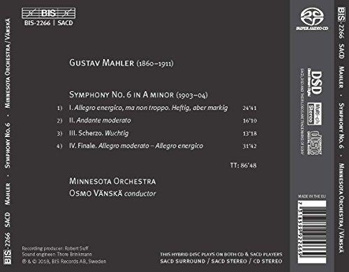 Zoom IMG-1 sinfonia n 6