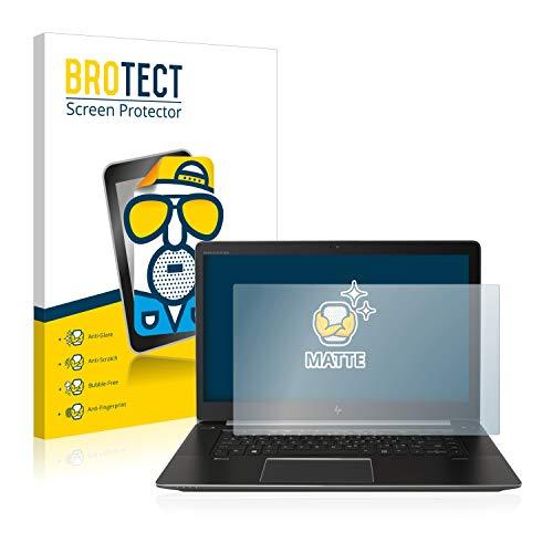 BROTECT Entspiegelungs-Schutzfolie kompatibel mit HP ZBook Studio G4 (1 Stück) - Anti-Reflex, Matt
