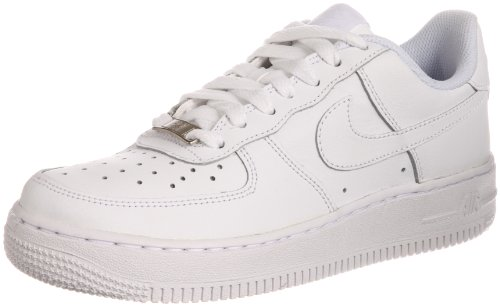 Nike Air Force 1 Mid (GS) (314192-117), Gr. EU 38.5  (Air Kinder Nike 1 Force)