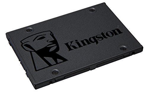 "Kingston SSD A400, 480 GB Drive a Stato Solido, 2.5"", SATA 3"