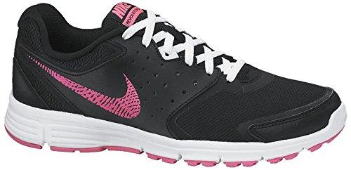 Nike Revolution Eu Damen Laufschuhe Schwarz (Black/Pink Power-White)