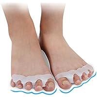 Interesting® 1 Paar Silikon Zehe Korrektor Schutz Bursitis Big Fuß Separator Instrument Fußpflege Orthopädie Pediküre... preisvergleich bei billige-tabletten.eu