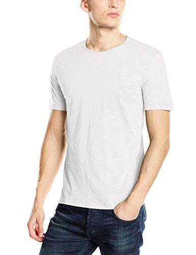 Stedman Apparel Herren T-Shirt Shawn (Crew Neck)/st9400 Premium Weiß - Weiß
