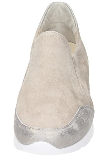Semler Damen Nelly Slipper Grau