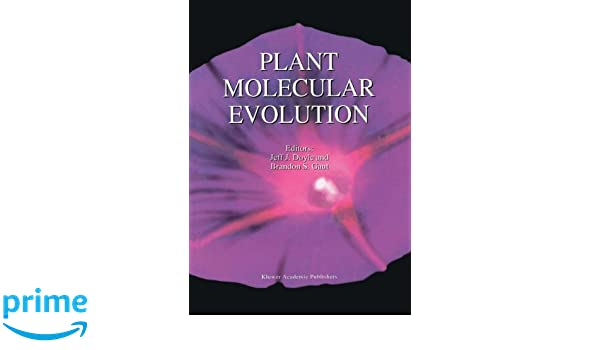 PLANT MOLECULAR EVOLUTION EBOOK DOWNLOAD