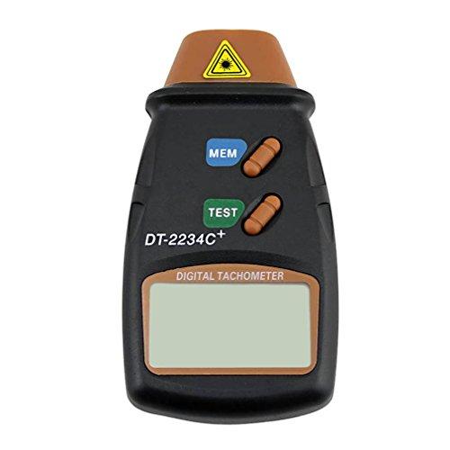 LCD-Digital-Photo Tachometer LESHP Digital Tachometer nicht Kontakt Tach da0929–15