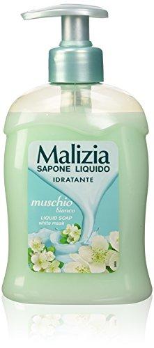 Malizia - Sapone Liquido Muschio 300Ml