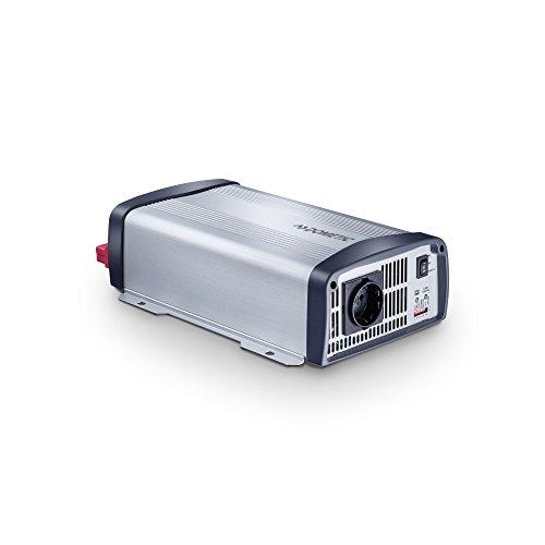 Dometic SinePower MSI 924, Sinus-Wechselrichter, Auto Spannungswandler 24 V auf 230 V, Überspannungsschutz, 900 W, mobile Steckdose