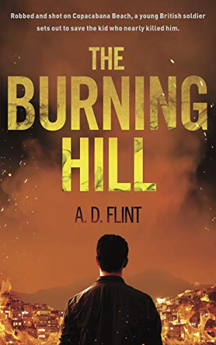 The Burning Hill by [Flint, A.D.]