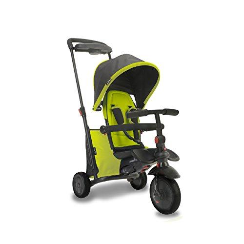 SMARTRIKE - Tricycle Évolutif Pliant Smartfold 500, 505-0700, Vert