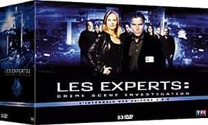 Les Experts Las Vegas - L'intégrale des saisons 1 à 9 - 53 DVD