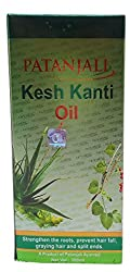 Patanjali Kesh Kanti Hair Oil, 300ml Carton
