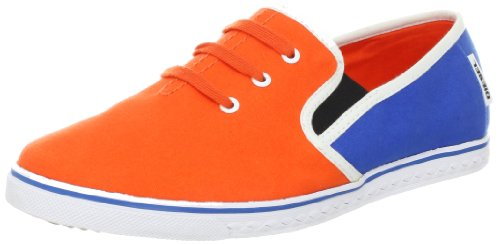 DIESEL - Sneakers pour homme JUMANJI Multicolore (Spicy Orange/Skydiver H4689)