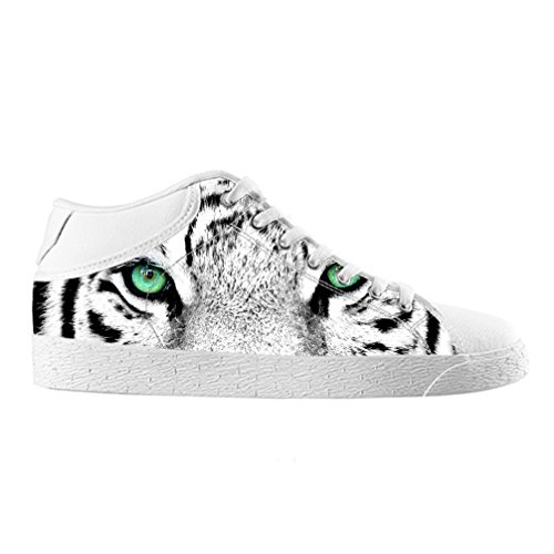 Cheese Weihnachten Glücklicher Tiger Hohe Qualität Schuhe Canvas Custom Chukka für herren, EUR 41 (Tennis-schuhe Rollschuhe)