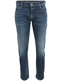 MUSTANG Oregon Tapered Hose Herren Jeans Denim Blau 3116 5338 592