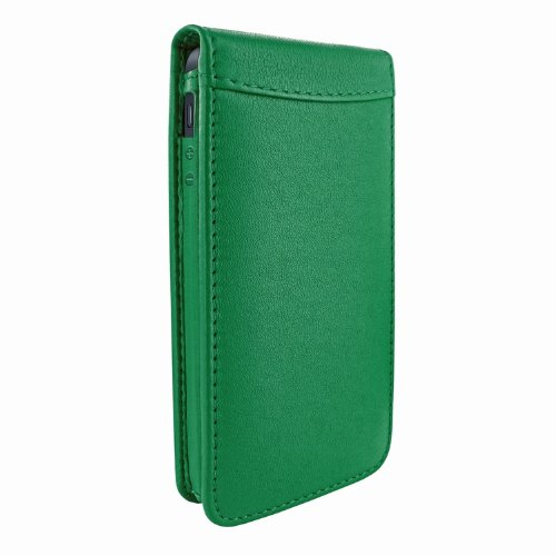Piel Frama 595GREEN Magnetic Ledertasche für Apple iPhone 5/5S grün (Apple Green Piel)