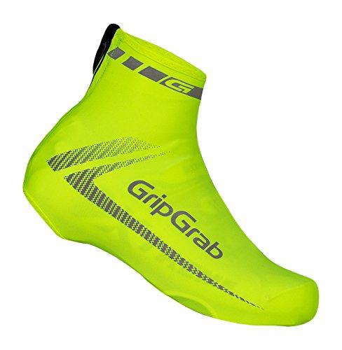 GripGrab Überschuhe Raceaero HI-VIS, Gelb, One Size