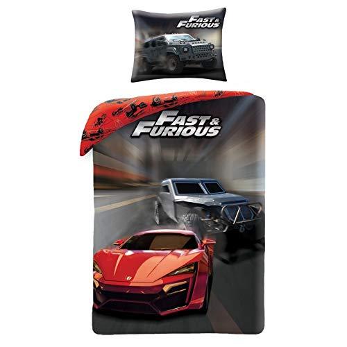 Halantex Fast and Furious 140x200+1x70x90