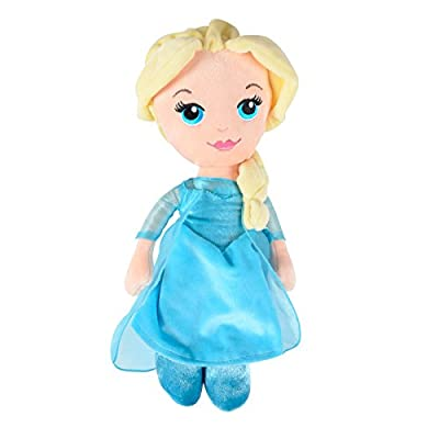 Peluche Elsa Frozen Disney 25cm por PLAY BY PLAY