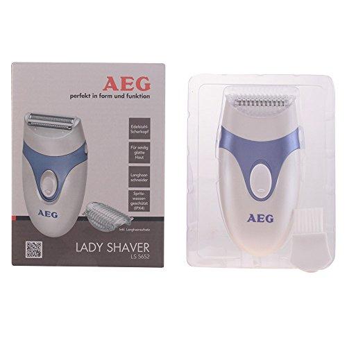 AEG 520665 Damen-Folienrasierer, blau