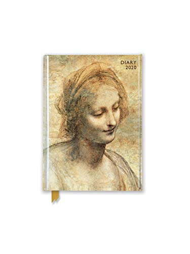 Leonardo da Vinci - Frauenporträt 2020: Original Flame Tree Publishing-Pocket Diary [Taschenkalender]