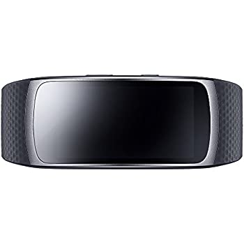 Samsung - Gear Fit 2 - Tracker d'Activité - Taille S - Noir