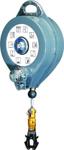 DELTA PLUS ARNES SIST ANTICAIDA - PROTECTOR ELEVATOR 30M CABLE GALVANIZADO 4MM+AM016