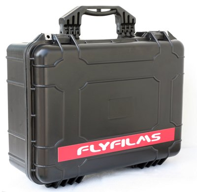 Flyfilms 1550 Waterproof Hard Protective case Hardcase for storing Camera photography Equipment (FF-HC-B)