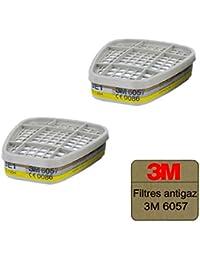 Filtres antigaz 3M 6057 ABE1 x 2