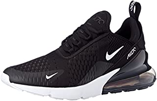 Nike Herren AIR MAX 270 Fitnessschuhe, Mehrfarbig (Black/Anthracite/White/Solar Red 002), 44 EU (B078WZJLWB) | Amazon price tracker / tracking, Amazon price history charts, Amazon price watches, Amazon price drop alerts