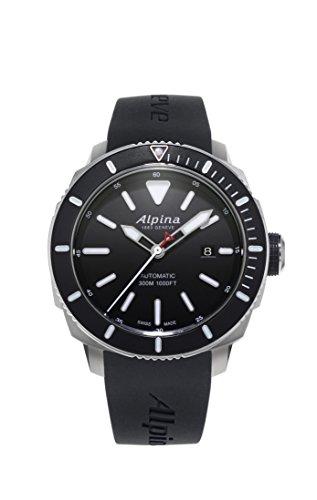 Alpina Men's Seastrong Diver 300 Automatic Watch 525LBG4V6