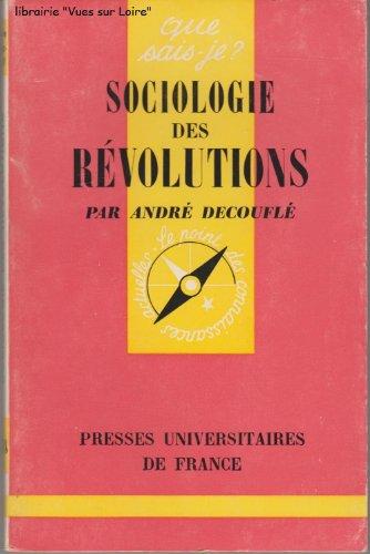 Sociologie des révolutions