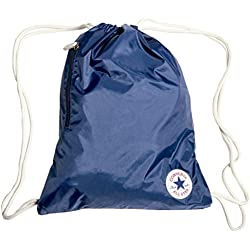 Converse Core Poly Cinch 413634 Mochila para el gimnasio, color azul marino, 30x 45,5x 1cm, 10 L