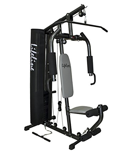 Buy home gym dynamics pull upbar with top bottom pulley folding
