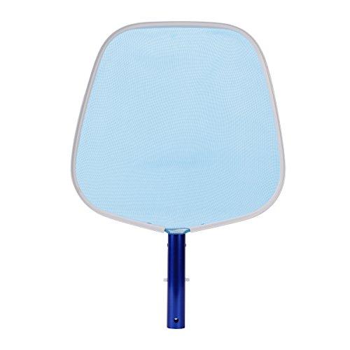 'Algen 25,40cm (10) uniquebella-spazzola Wanduhr für Pool, Reinigungsbürste Wandhalterung für Pools & & terra-terra-spazzola für die Reinigung Net (Skimmer Hüte)
