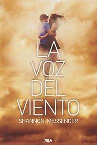 La Voz Del Viento par  SHANNON MESSENGER