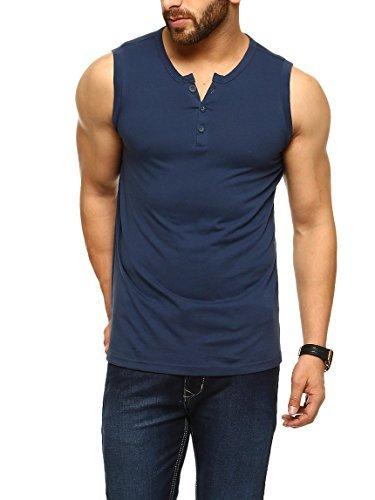 Blue-Henleys-T-Shirt-GSCSHLY720IDG
