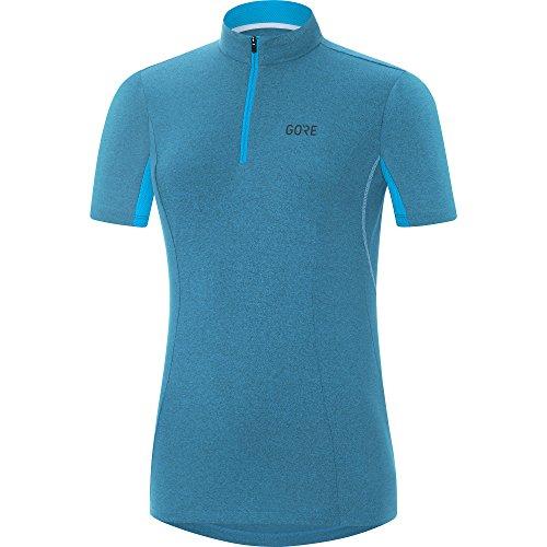 Gore Bike Wear 100043 Maillot, Mujer, Azul (Dynamic Cyan Melange), 38