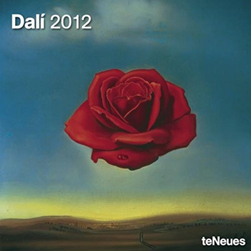 2012 Dali Grid Calendar