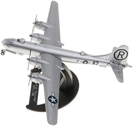 Homyl 1/200 Mini Avion de Combat Modèle Jouet en Alliage - Bombardier Lourd USA BOE Ing B-29 Attaque Chasseur - Cadeau pour   Garçon Fille | En Ligne