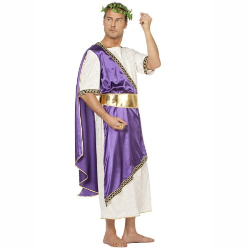 PARTY DISCOUNT SALE Herren-Kostüm Kaiser Tiberius Gr. 58-60